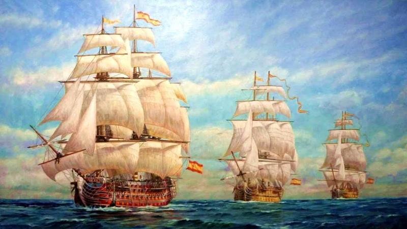 Англо-испанские войны (рассказывает историк Екатерина Юрчик)