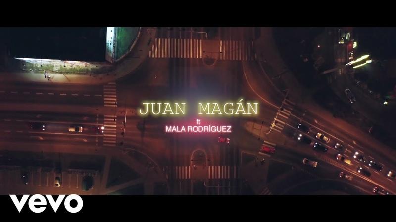 Juan Magan, Mala Rodríguez - Usted