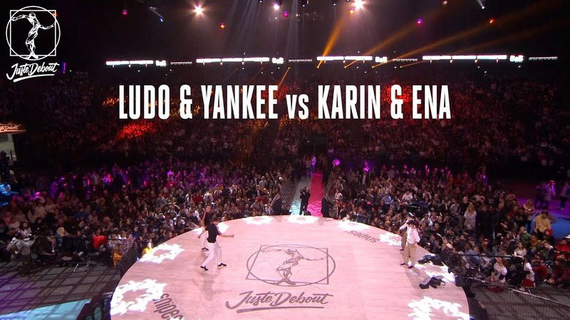 Locking battle : Ludo Yankee vs Karin Ena