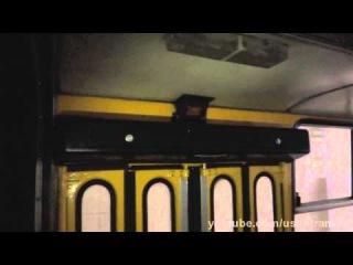 Yellow Ikarus 280.33 Riga