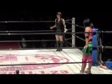 Hiromi Mimura vs. Ruaka - Stardom Goddesses Of Stars 2017 - Tag 3