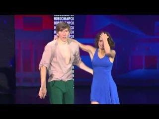 Танцы  Марина и Александр выпуск 2   смотрите новый выпуск танцевального шоу одновременно с эфиром