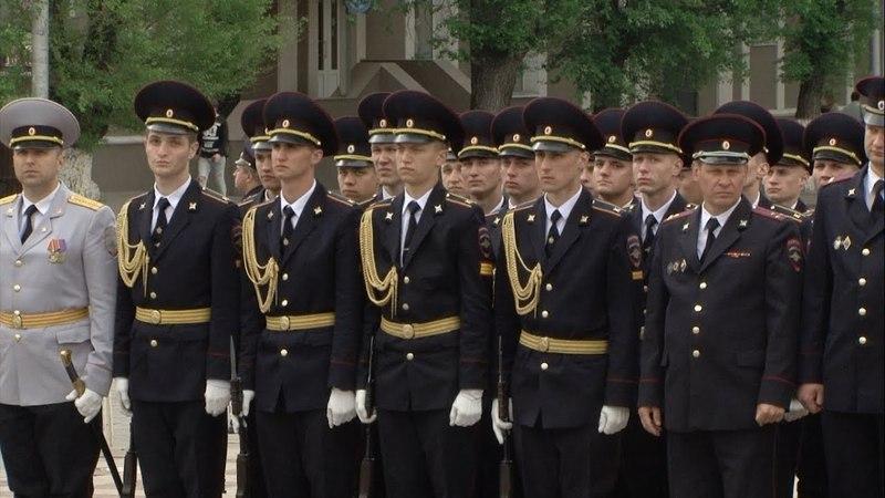 В Белгороде наградили лучших кадетов страны