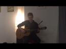 МК Вокал для богинь Лирические выступления с гитарой