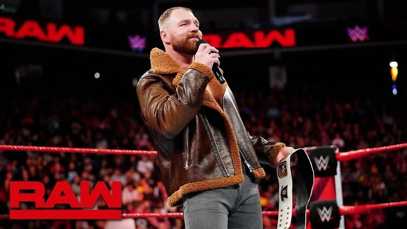 Dean Ambrose tries to provoke Seth Rollins Raw, Dec. 17, 2018
