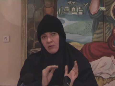 Особенности воспитания мальчиков и девочек монахиня Нина Крыгина