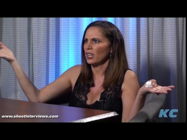 *NEW* Francine on Her Bonkers ECW Debut Chokeslammed By 911 (Breaking Kayfabe)