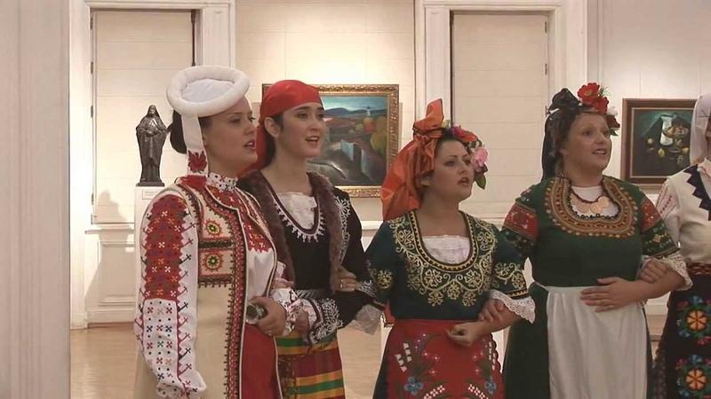 Cosmic Voices from Bulgaria - Syоdnal mi e mlad terzie