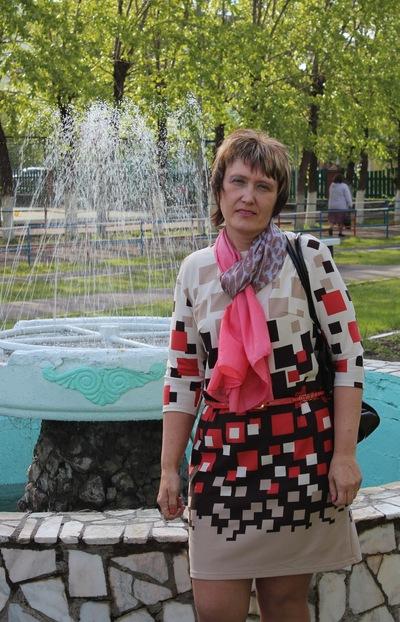 Антонина Иванова, 21 марта 1967, Красноярск, id192063403