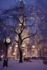 Зима... Морозная и снежная, для кого-то долгожданная, а кем-то не очень любимая, но бесспорно – прекрасная.  Z9-xmwoOyEE
