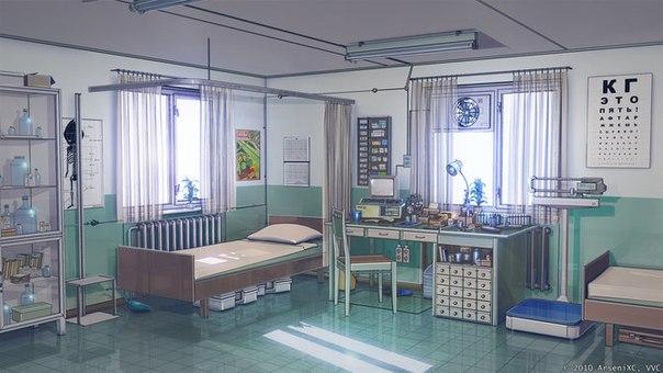 аниме закрытая школа картинки: