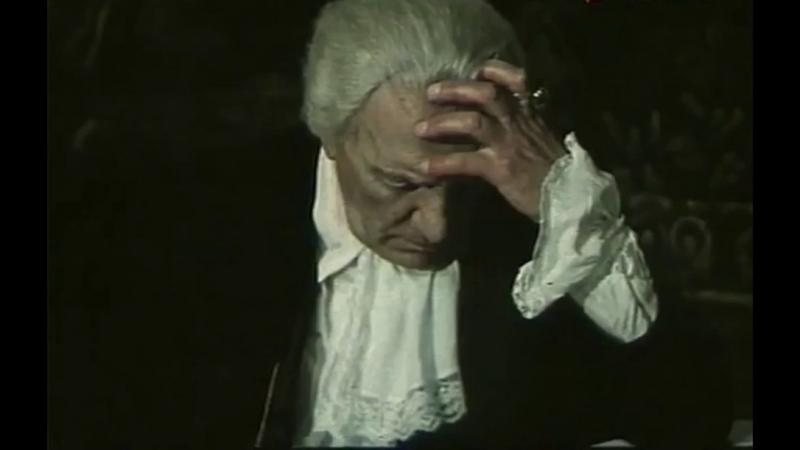 Маленькие трагедии TV 1971 Режиссеры Леонид Вивьен Антонин Даусон Леонид Пчёлкин спектакль