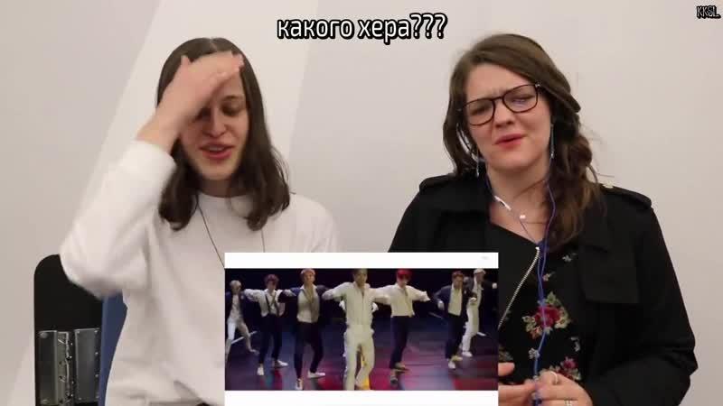 [reacttothek] EXO || Classical Musicians React: EXO 'Ko Ko Bop' | Реакция Классических Музыкантов | рус. саб |