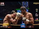 ROOMAIF Great Boxing Fight Under The Supervision of IBO WBC