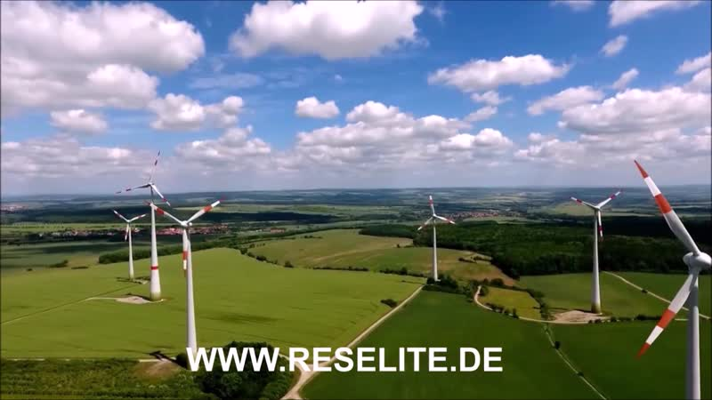 Wind Turbines from Germany and Europe - Full Service | RES-ELITE