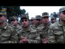 Смотрите, как Закир Гасанов отметил Йель Чершенбеси с солдатами вокруг костра