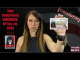 Americans Forced To Comply By 2020No Compliance, No Entry and The Bill Already Passed