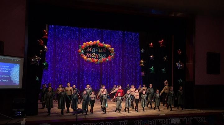 Зеленчукские «Экспрессия» и «Шоу-данс Модус» покорили «Магию танца»
