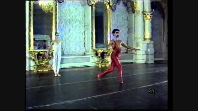 Хореография Мориса Бежара (1987) - балеты