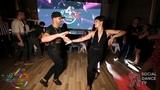 Fadi Fusion &amp Alicia Velasco - Salsa social dancing 4th World Stars Salsa Festival
