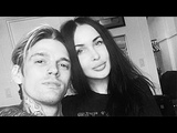 Aaron Carter Dating Lina Valentina Gushes Over His New Love 1 Year After Madison Parker Split - Dai - YouTube