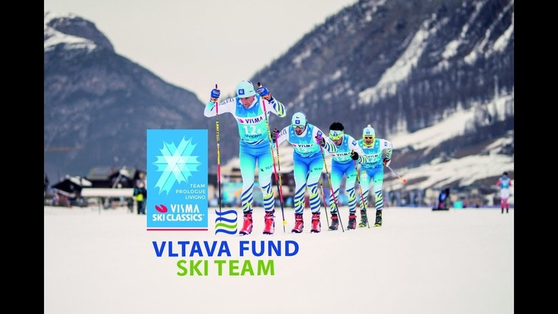 Vltava Fund Ski Team | Visma Ski Classics - Team Prologue Livigno