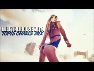ELECTRO HOUSE 2014 - TOP 15 TOMORROWLAND CHARTS MIX - JANUARY   by Crunkz