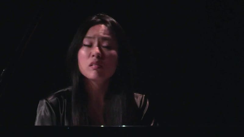 851 J. S. Bach - Prelude and Fugue in D minor, BWV 851 [Das Wohltemperierte Klavier 1 N. 6] - HJ Lim, piano