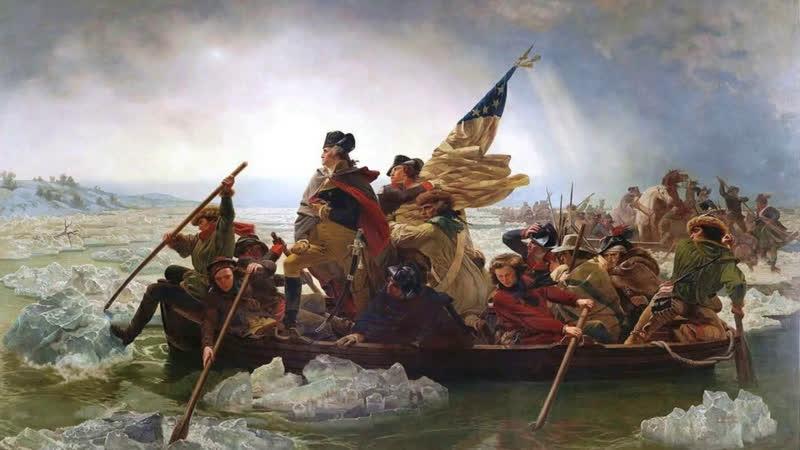 Сергей Триленко рассказывает про Американскую Революцию