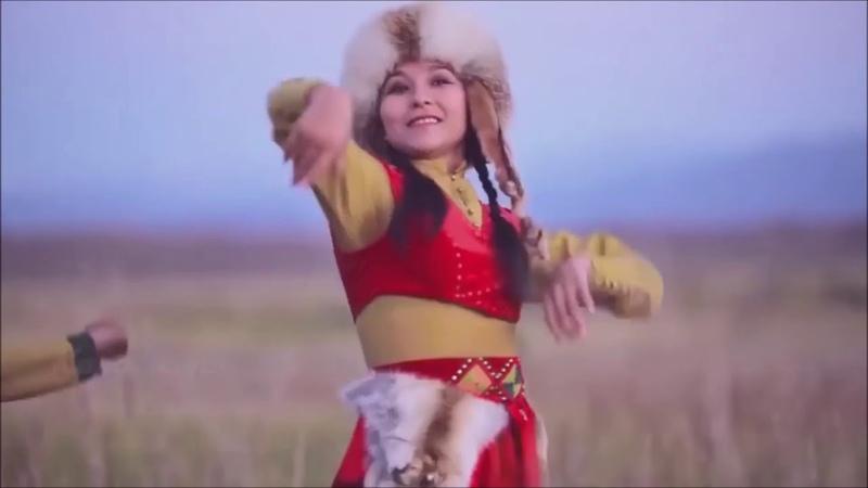 Кара Жорга - общий танец кочевников или тюрко кыпчаков?