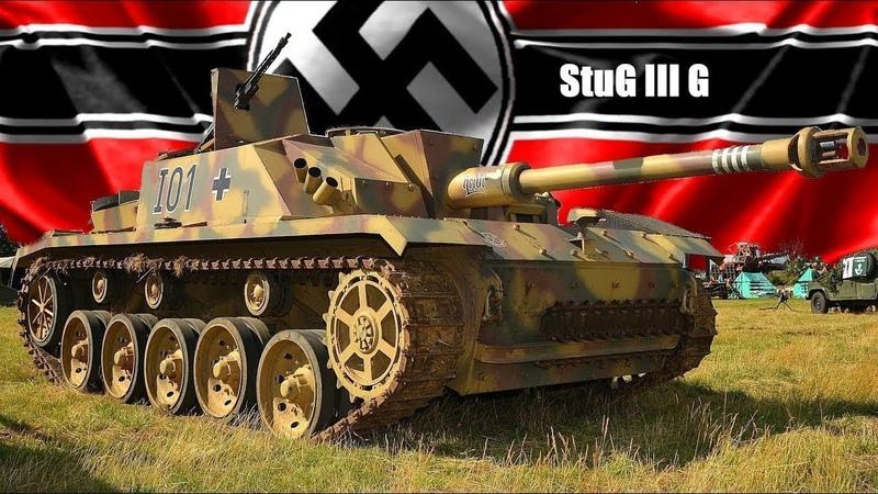 WoTBlitz: STUG III G