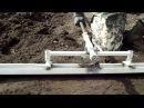 Гладилка бетона самодельная или идеальная стяжка при строительстве дома ukflbkrf ,tnjyf cfvjltkmyfz bkb bltfkmyfz cnzrf ghb cnh