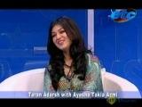 Taran Adarsh with Ayesha Takia Azmi
