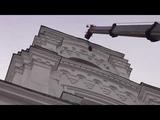 Колокол 1 тонна 100 кг Благовестник для храма п. Кадом литье Олег Радченко г. Воронеж
