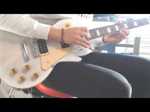 【ノラガミARAGOTO OP】THE ORAL CIGARETTES - 狂乱 Hey Kids!! (guitar cover)