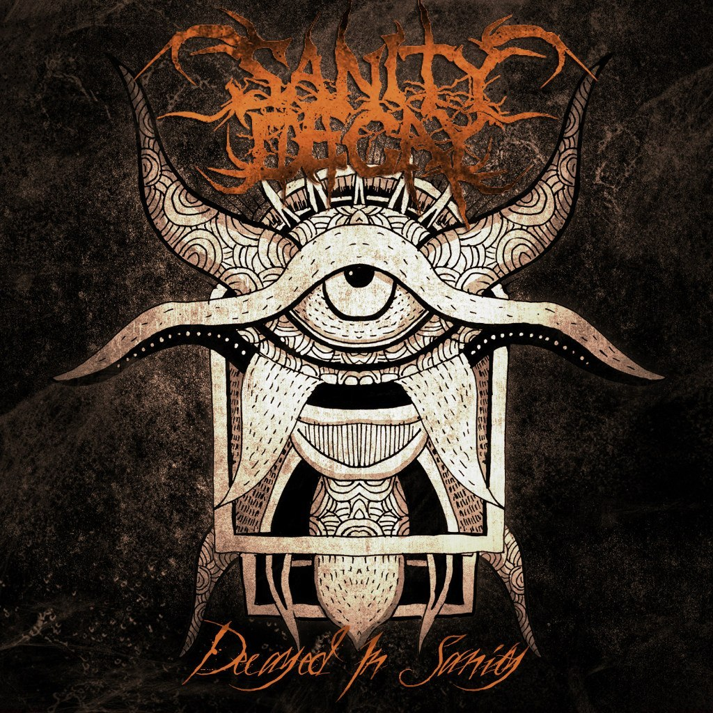 Sanity Decay  - Decayed In Sanity (2012)