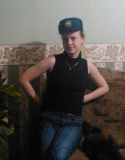 Александра Хохлова, 25 февраля 1987, Елизово, id221303364