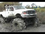 Mega Trucks Mud Bogging #1 King Knob Off Road Park Philippi, WV October 5, 2013