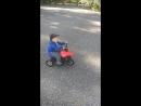 Мой сыночка гоняет