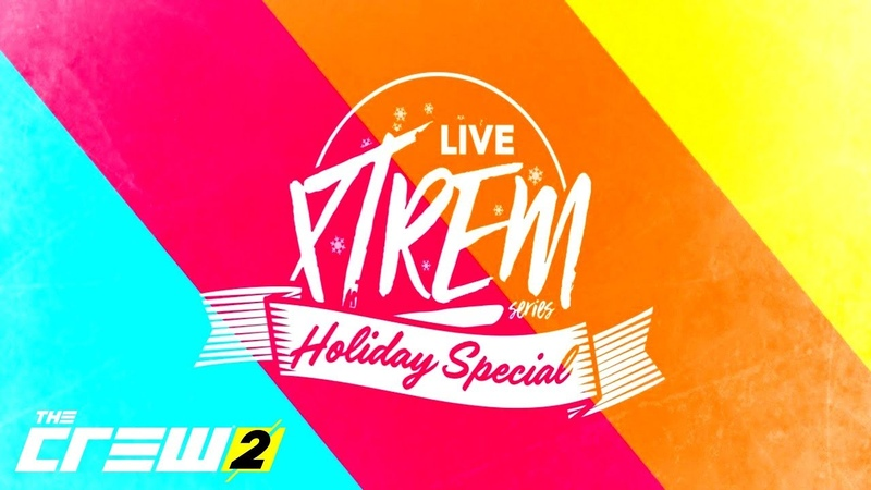 THE CREW 2 GOLD EDiTiON FUN-RACE (LiVE REPLAY) LiVE XTREM (Series Holiday Special) PART 612 ...