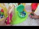 Алиса играет Новый питомец Барби !! Как поиграть с ребенком в кукол