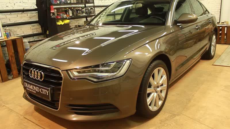 🔝 Audi A6: состояние После проведения работ