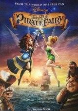 The Pirate Fairy (Campanilla Hadas y piratas) (2014) - Latino