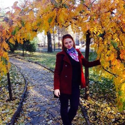 Елена Гоман, 3 сентября 1987, Донецк, id9334728