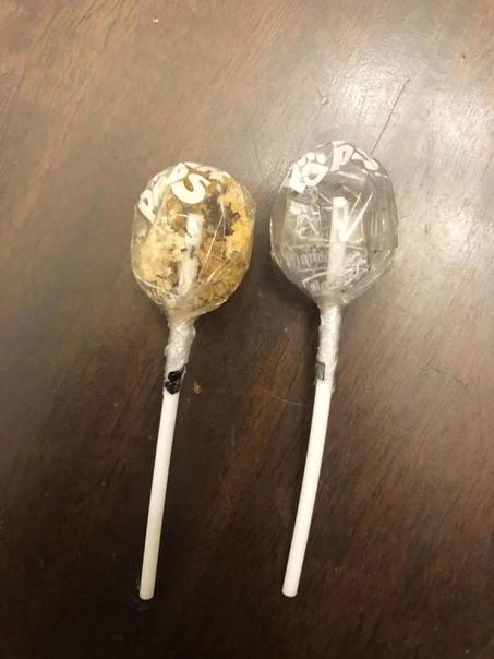 Муравьиная работа    Муравьи подчистую выели одну конфетку...