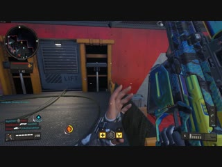 The Paladin - anyone want to see more of this? Black Ops 4