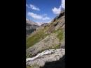 Водопад Девичьи косы. 2800 м. Приэльбрусье. Август 2018 г.