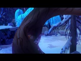 Лео и Тиг - Колыбельная песенка для медведя из мультика Лео и Тиг 3 серия Таёжная сказка