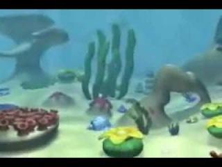 О жестокой жизни в море. Юмористический мультфильм