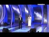Новая Волна 2014 - Джамала и Вячеслав Рыбиков (Украина) - ''Ой, верше, мй верше''